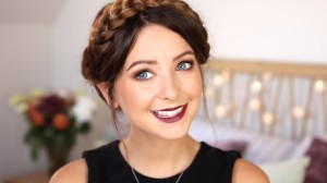 image of Zoella from mmoonstar.com image of Rihanna from kissandmakeup.tv image of Emma from allure.com